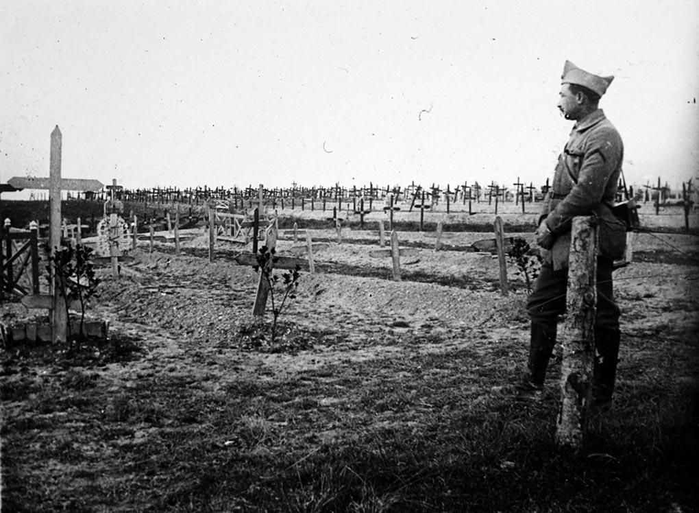 Первая мировая война: невиданные фотографии с фронта