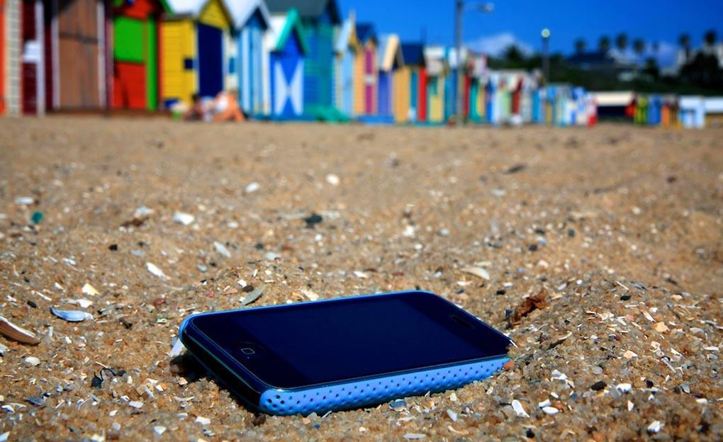 6 отличных способов подготовить свой гаджет к пляжному сезону