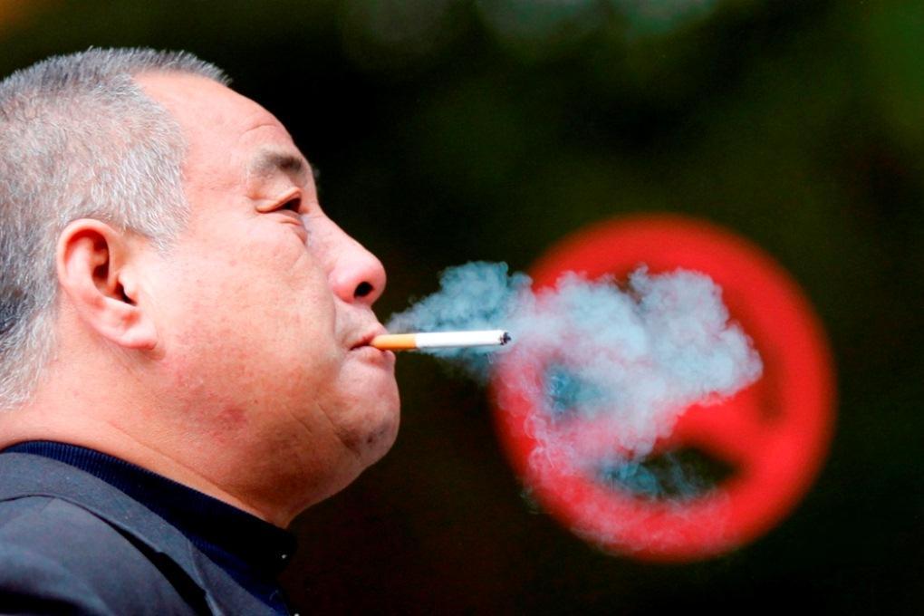 В Пекине запретят курение в общественных местах