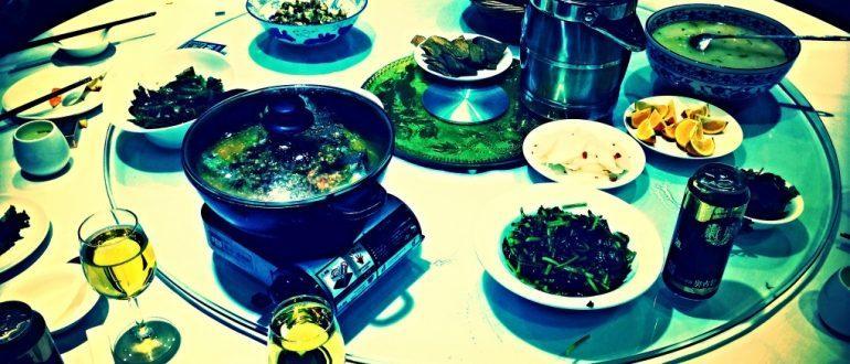 Как китайцы еду подделывают