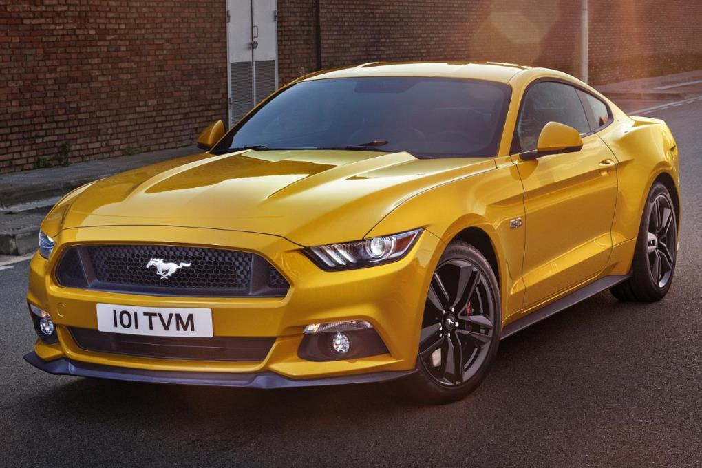 Ford раскрыл характеристики нового Mustang