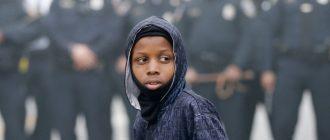 От чего устали чернокожие дети Балтимора?