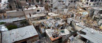 Ужасающие размеры трагедии в Сирии