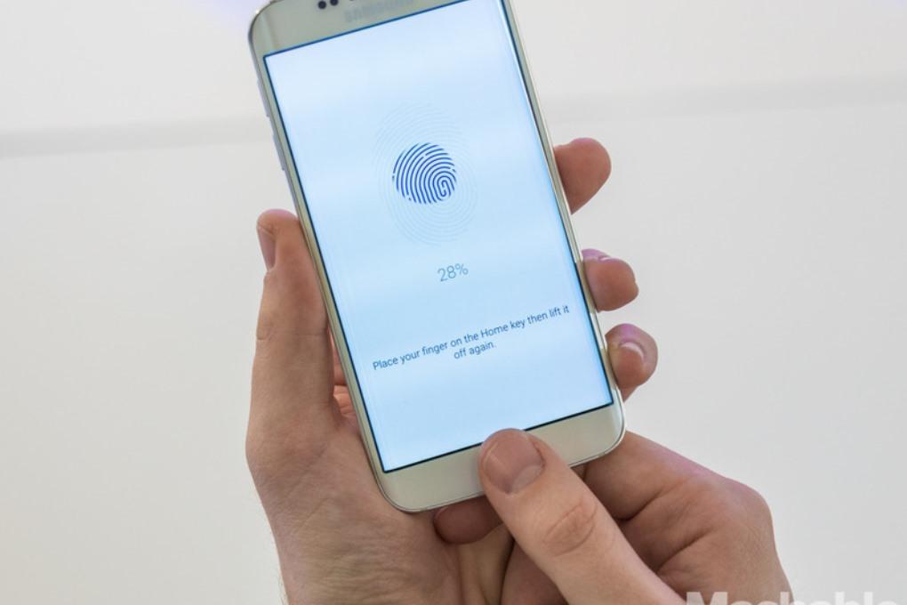 Следующая версия Android позволит запускать приложения отпечатком пальца