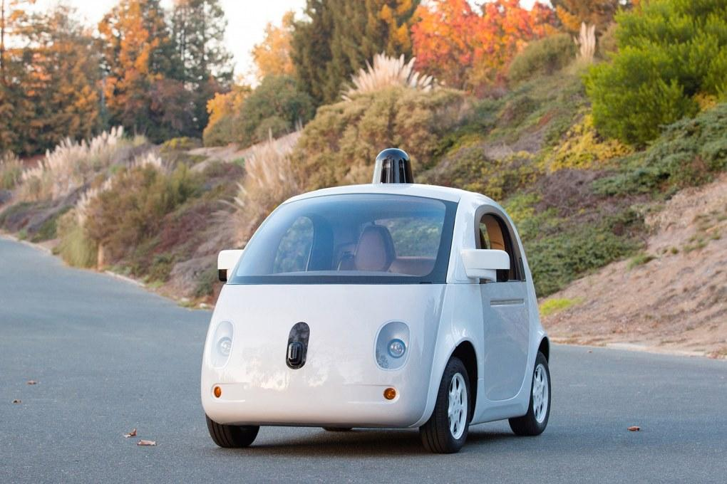 Беспилотный автомобиль от Google выиграл премию «Дизайн года»