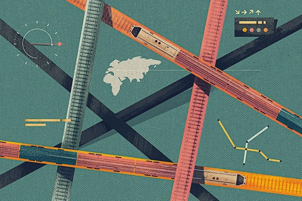 Новый Шелковый путь: как Китай будет экспортировать свою технику