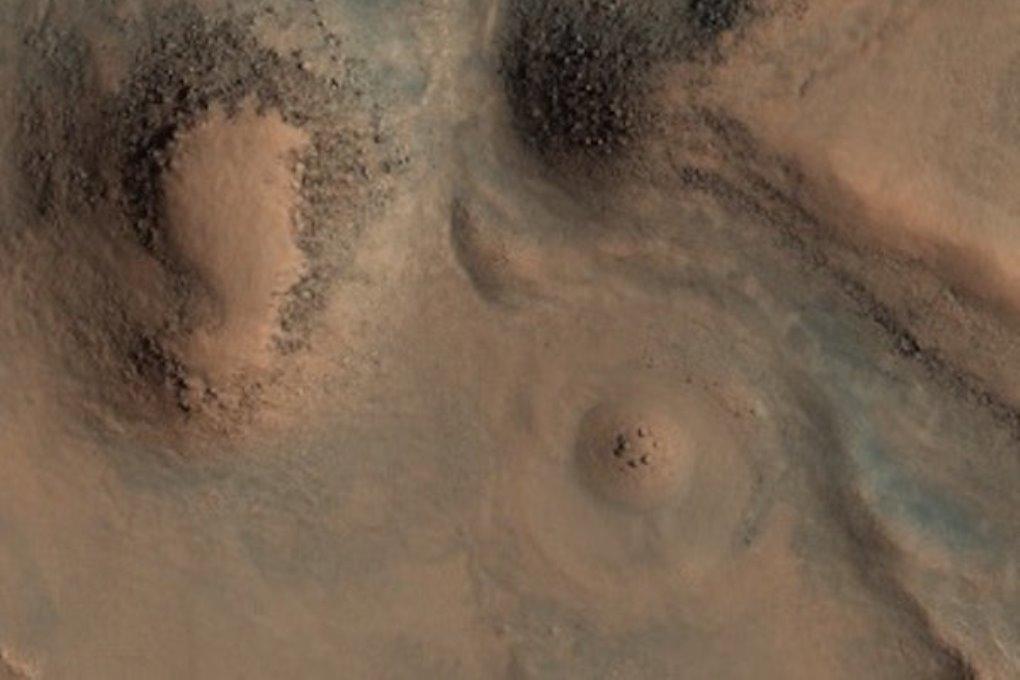 Есть ли на Марсе свой Стоунхендж?