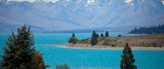 В Новой Зеландии во время каякинга погибли два студента