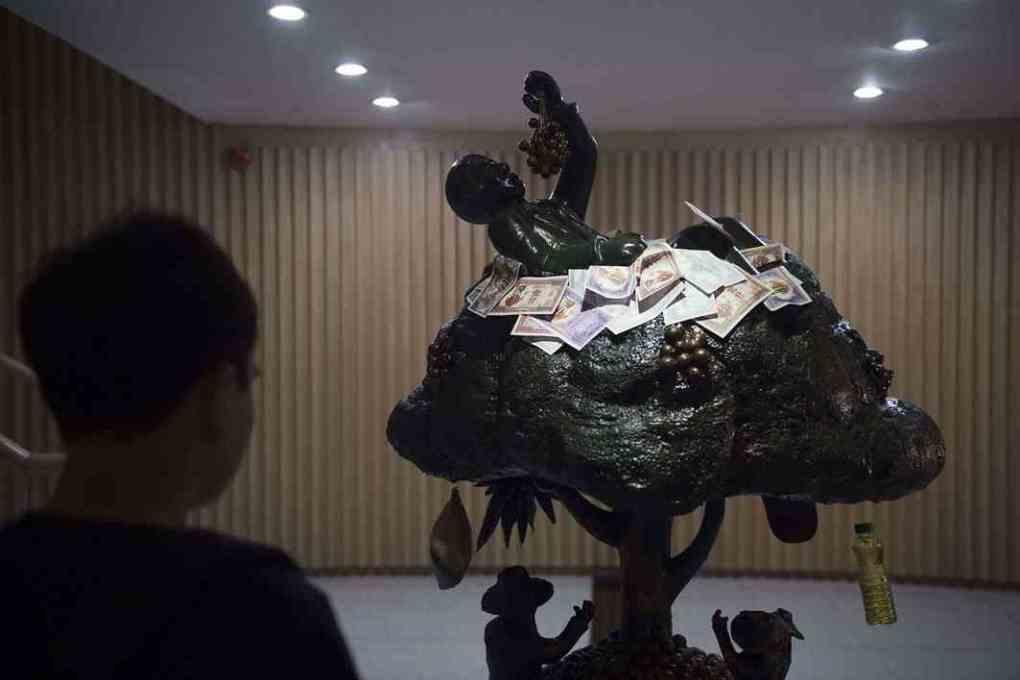 В Бангкоке открыли музей коррупции