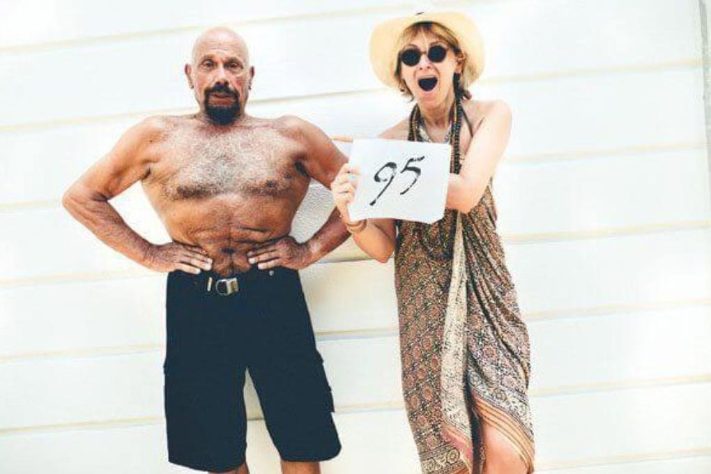 95-летний турок выглядит на 50