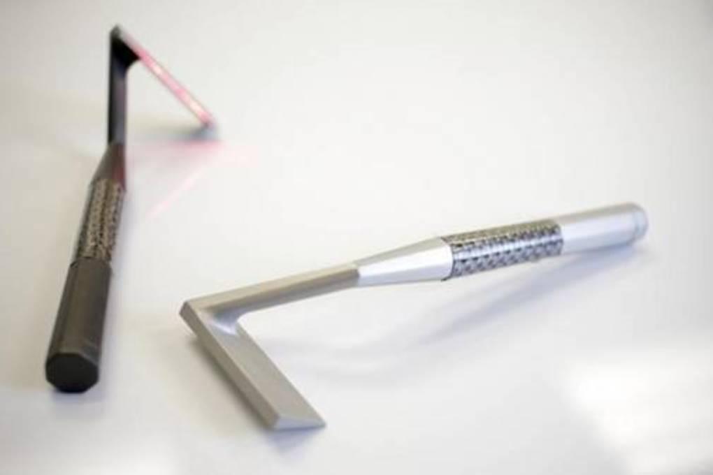 Ученые создали лазерную бритву