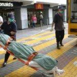 В гонконгском Макдональдсе 7 часов пролежала мертвая женщина