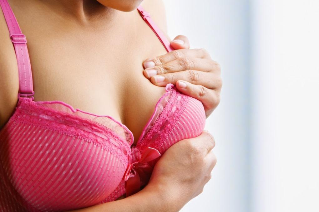 Чудо-бюстгальтер увеличивает грудь без операции