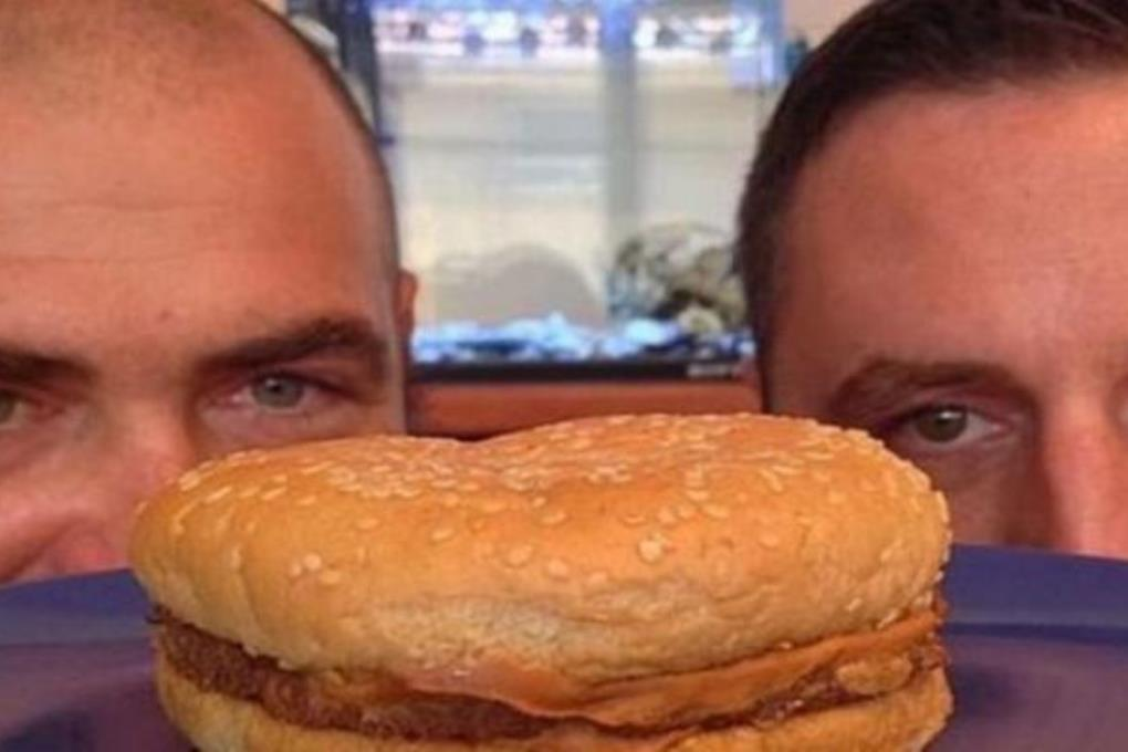 Что стало с гамбургером за 20 лет