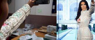 В музее мадам Тюссо появилась восковая фигура Ким Кардашян