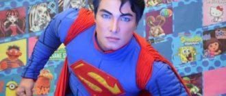 Филиппинец перенёс 23 операции, чтобы стать похожим на супермена