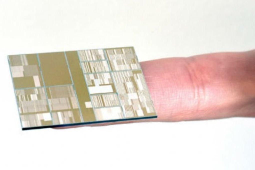 В IBM создали самый мощный компьютерный чип в мире