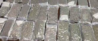 В США 23 килограмма марихуаны доставили не по адресу