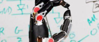Пентагон заказал разработку управляемого силой мысли протеза руки