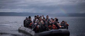 Европа требует от Греции укрепления границ