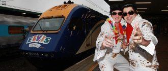 Фестиваль Элвиса в Австралии собрал тысячи поклонников