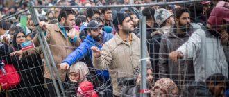 Австрия отправила сотни беженцев обратно в Словению
