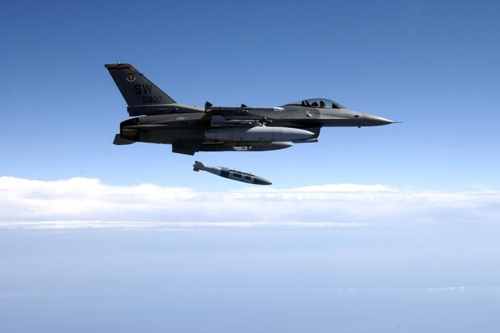 США помогают афганцам бороться с ИГИЛ с воздуха