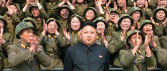 Китай готовится к войне с Северной Кореей