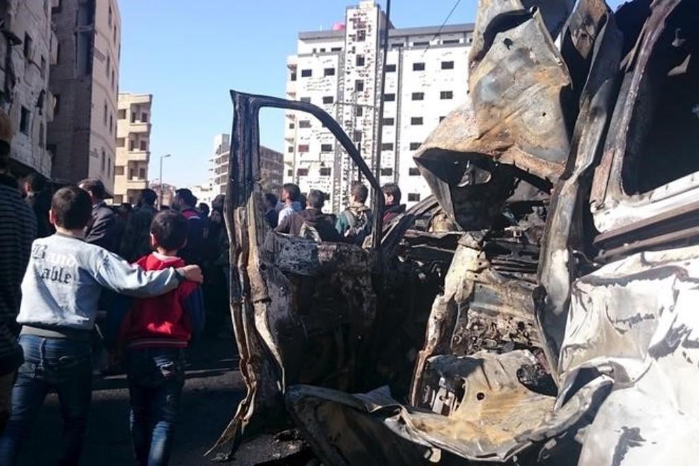 Число погибших от рук ИГИЛ в Дамаске выросло до 70 человек
