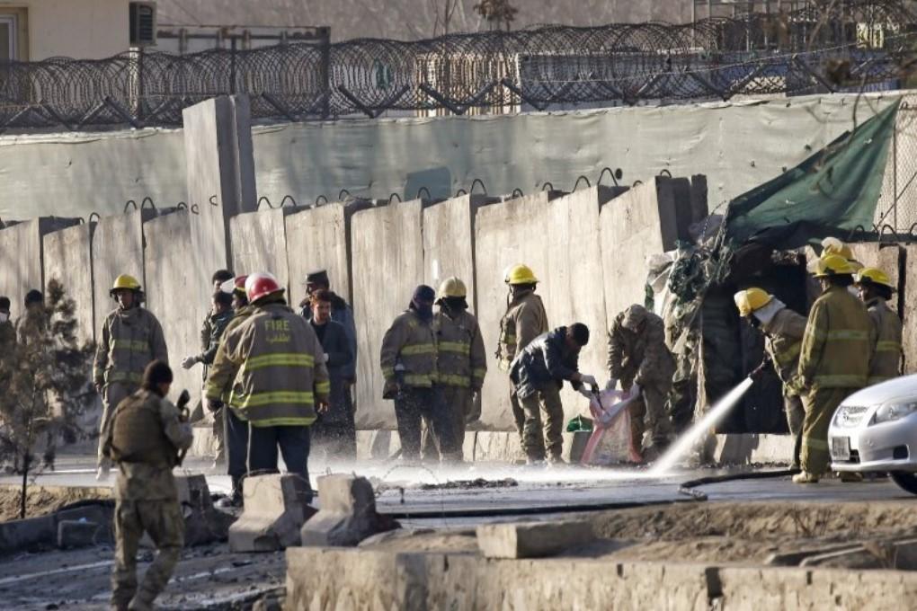 Число жертв среди мирного населения в Афганистане бьет рекорды