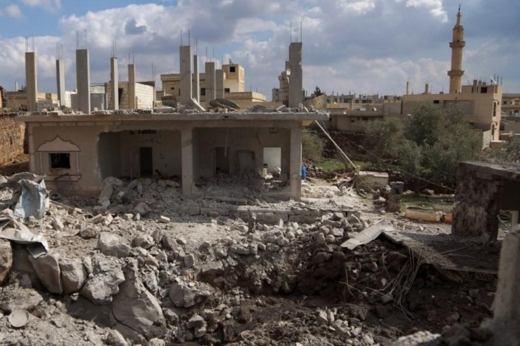 Мировые державы добиваются перемирия в Сирии