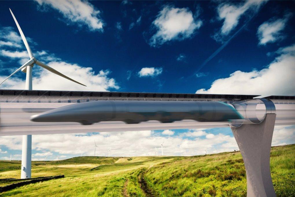 Гиперлуп: транспорт будущего будет стоить дешевле метро