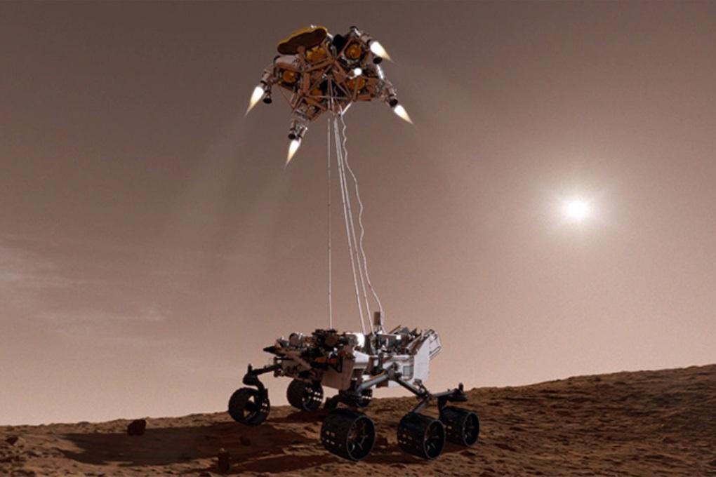 Миссия «ЭкзоМарс» ищет жизнь на Красной планете