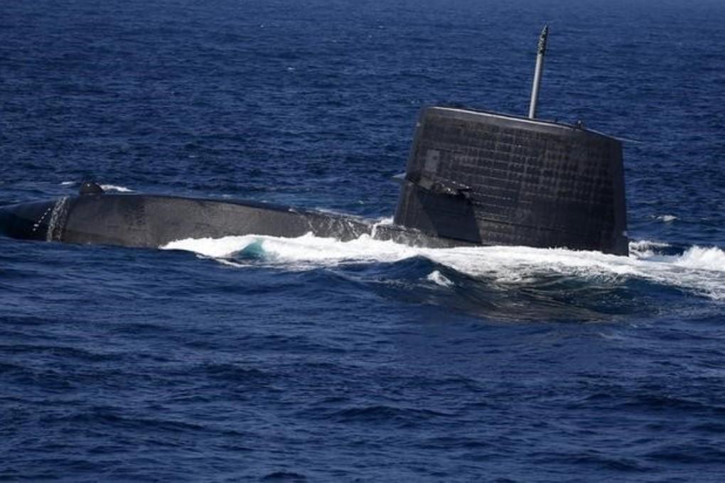 Японская субмарина посетит Филиппины
