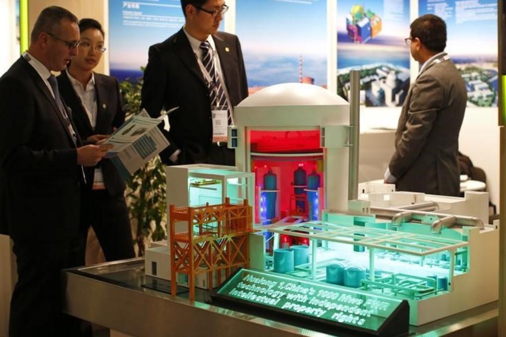 Китай увеличивает запасы ядерного топлива и строит новые реакторы