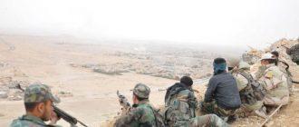 Сирийские войска и российские пилоты освободили город у Пальмиры