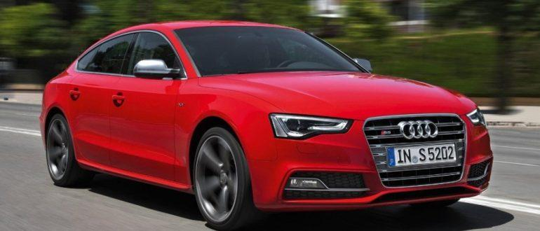 На Audi S5 установили мощный 350 сильный мотор
