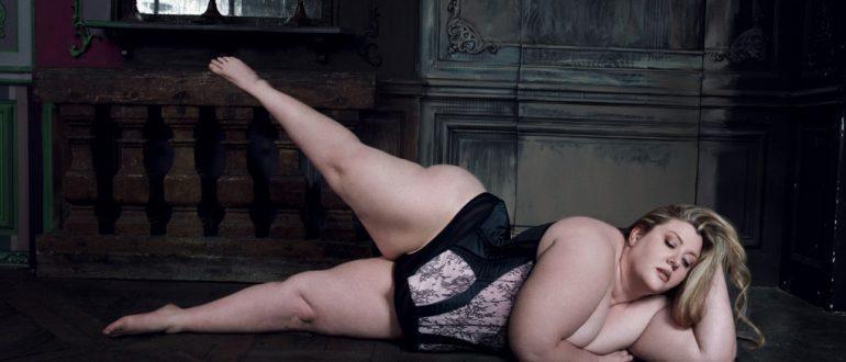 Как Тесс Холидей и Тара Линн с размером plus size стали всемирно известными моделями?