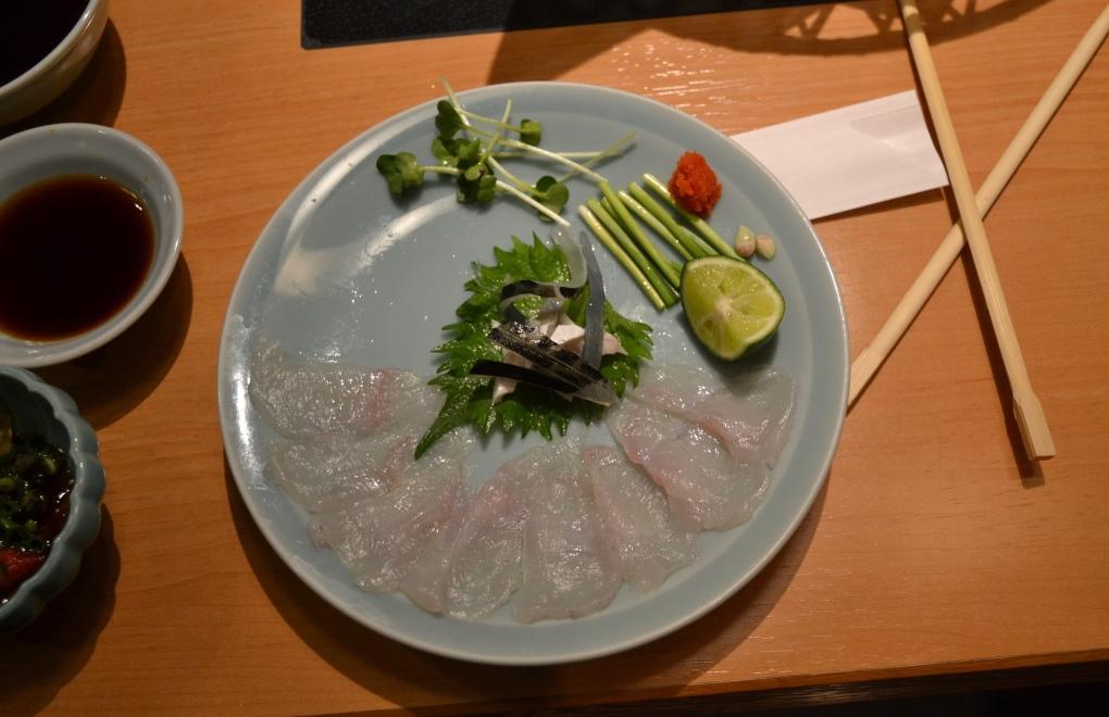 Заблуждение №9: фугу – простая в приготовлении рыба