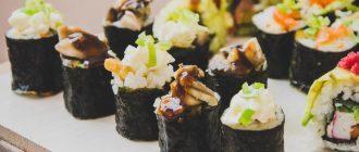 10 фактов о суши