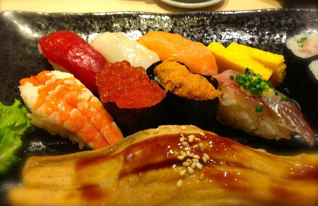 Заблуждение №2: первые суши стоили баснословных денег