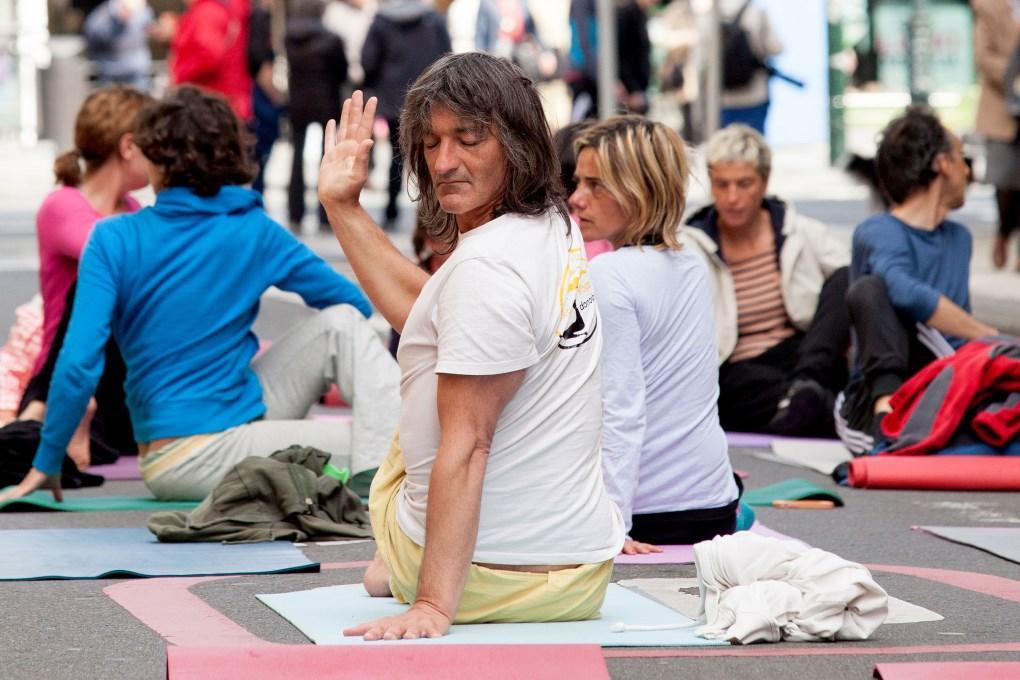 Хатха-йога – учимся правильно дышать