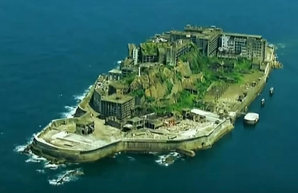 Остров Хасима – Призрачный остров-линкор в Японии