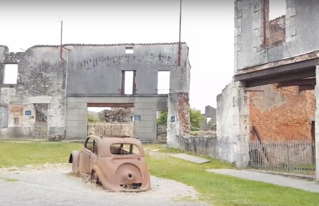 Орадур-сюр-Глан, Франция – Мемориал нацистской жестокости